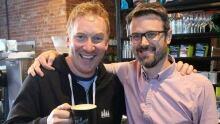 Graham Sherman (left) and Phil Robertson