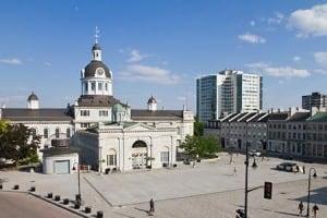 Market Square, Kingston Ontario