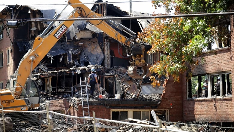 Apartment Explosion Which Killed 7 In Maryland Caused By Natural Gas