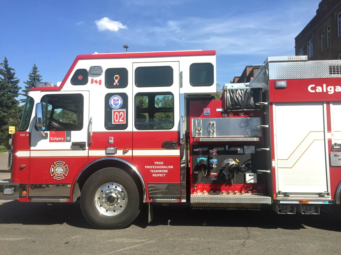 Calgary council upholds 7-minute fire response time target