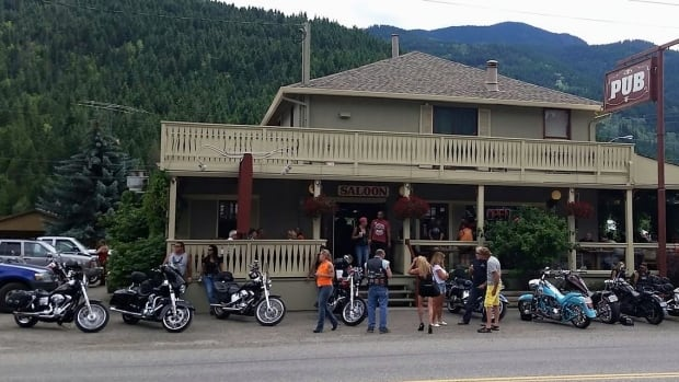 The Falkland Pub, located between Vernon and Kamloops, is up for sale after 13 years of ownership by Jeff and Julie Kirkham.