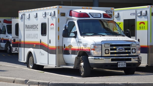 "First responders became ""overwhelmed"" Thursday night at Bluesfest, the Ottawa Paramedic Service said in a statement early Friday morning."