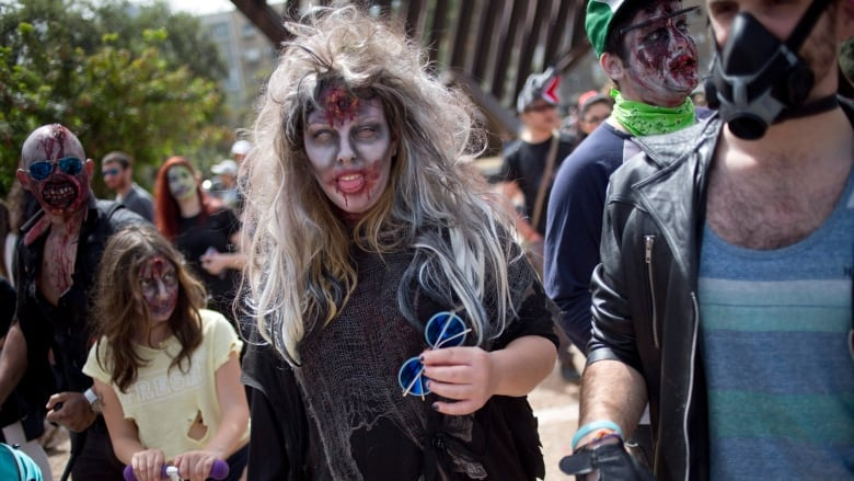 Halifax Zombie Walk To Be Held At Former Spring Garden Road