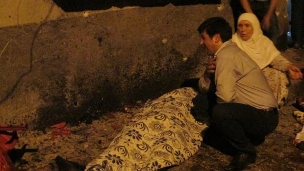 An explosion at a wedding in the Turkish city of Gaziantep on Saturday killed at least 51 people.