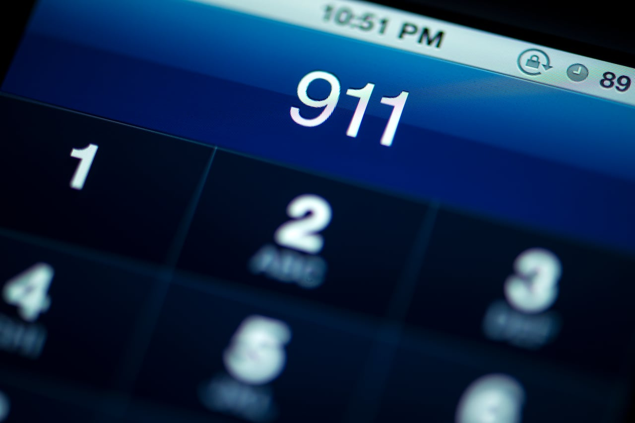 Emergency 911 number called 76 times in one week by