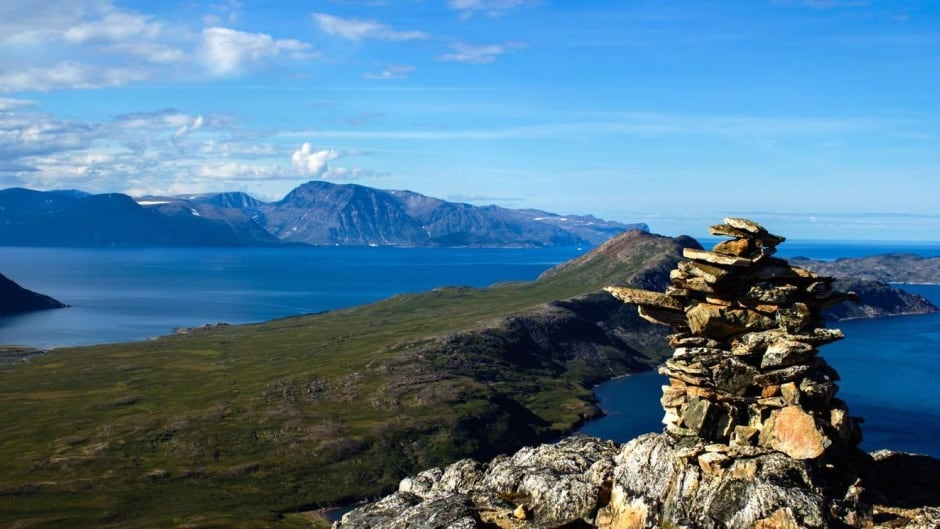 A shot of the spectacular Torngat Mountains National Park.