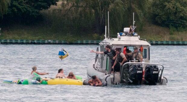 Port Huron Float Down