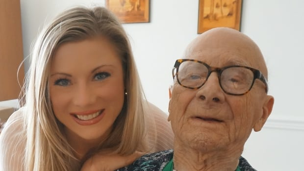 At 110 years old, Sarosy has maintained his memory, his interests, and his sense of humour, says friend Stacey Simon.