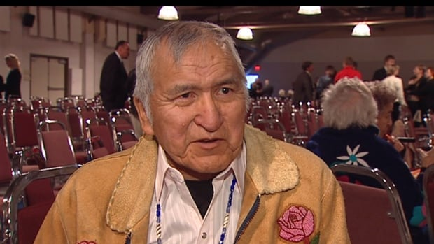Ray Jackson was one of the Yukon First Nation leaders instrumental in the land claims negotiation process.