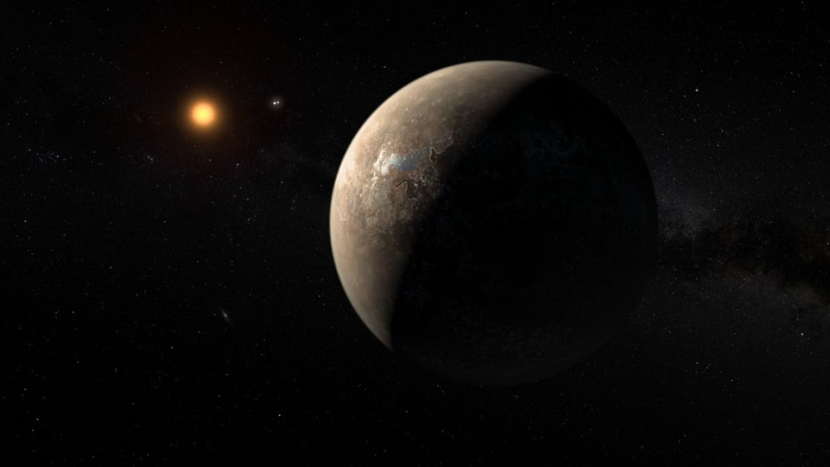 Earth-like planet found orbiting the star next door ...