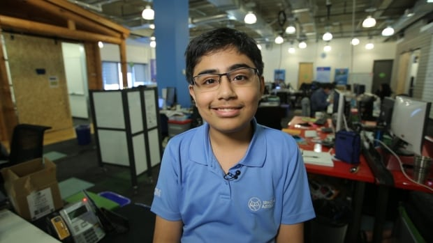 Tanmay Bakshi is not your average pre-teen.