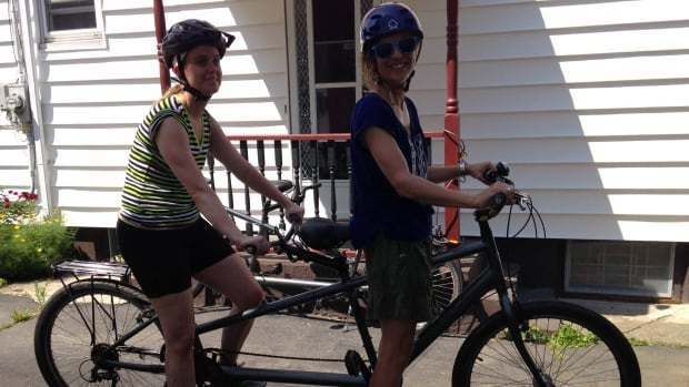 Blind Sports Nova Scotia is looking for volunteers to pilot tandem bikes so people with vision loss can have more opportunities to cycle in Halifax.
