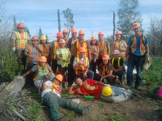 First Nations Natural Resources Youth Employment Program