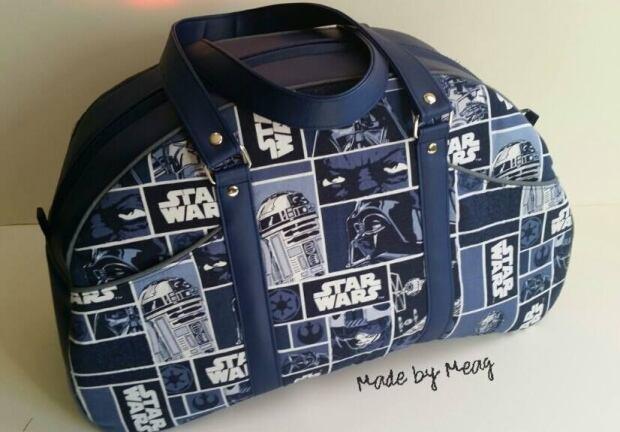 Meagan Botterill Star Wars bag