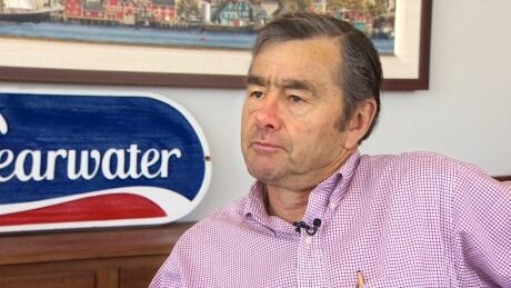 John Risley, founder of Clearwater Fine Foods
