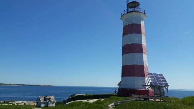 The Sambro Island Lighthouse, Halifax