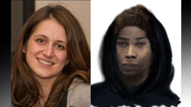 Along with the reward, Toronto police released a composite sketch of one of the suspects investigators are looking for in connection to the killing of Jelena Loncar.