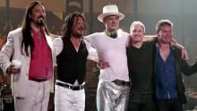 The Tragically Hip band members Kingston August 20 2016