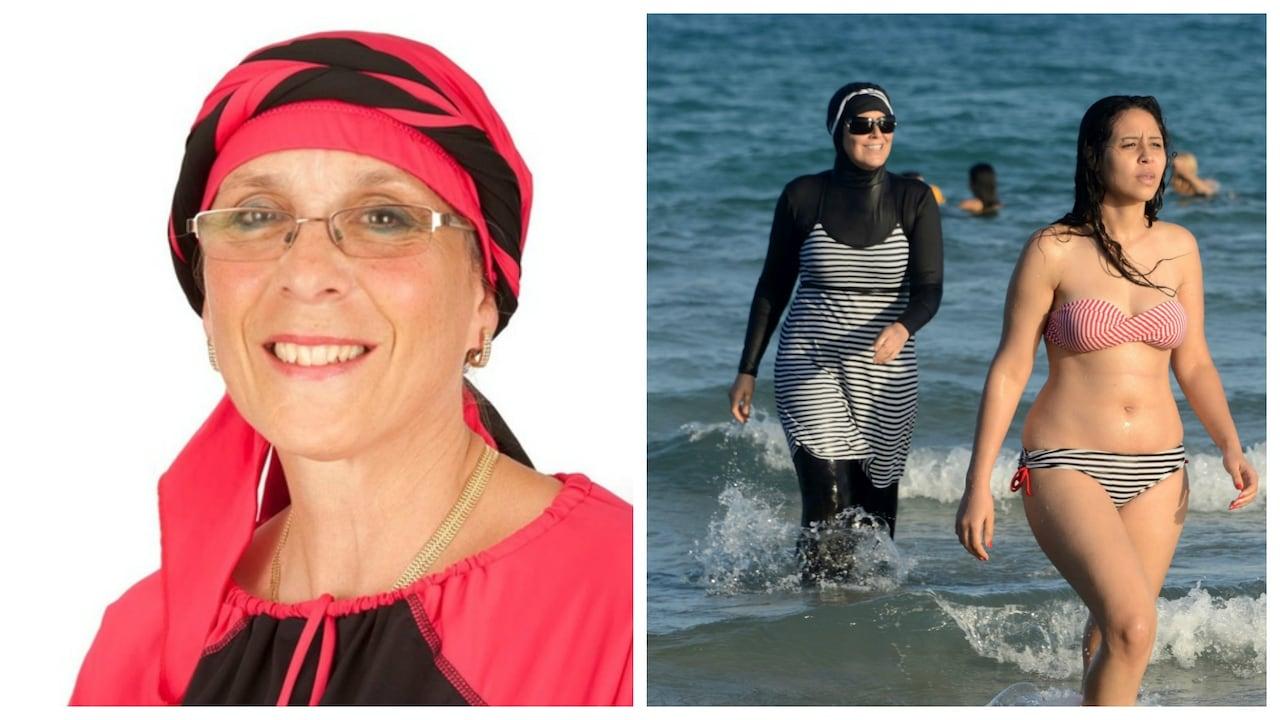 4a370d130f8 Canadian-Israeli modest swimwear designer decries flap over burkinis ...