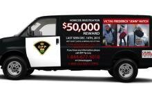 OPP van with Hatch information