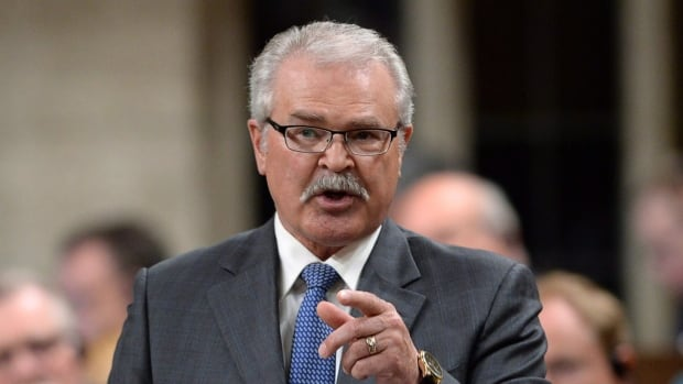 Gerry Ritz announced he was retiring from politics back in August.