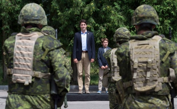 canadian military needs improvements political In the end, it's the reason why the canadian armed forces continues  to satisfy  the operational needs of everyone participating in the project.