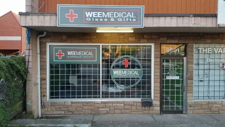 Pot shop ordered closed by B C  Supreme court, changes name instead