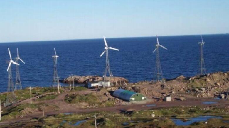 Ramea wind farm