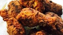 KFC leaked recipe