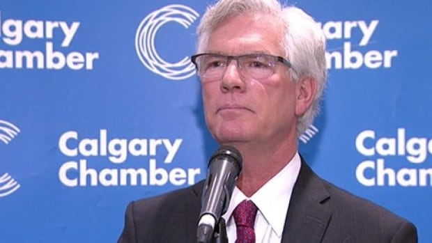 Natural Resources Minister Jim Carr told a Calgary business audience on Tuesday that he is optimistic Alberta can be at the forefront as the global energy economy undergoes major changes.