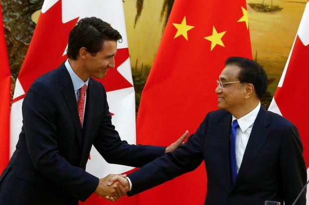 CHINA-CANADA/