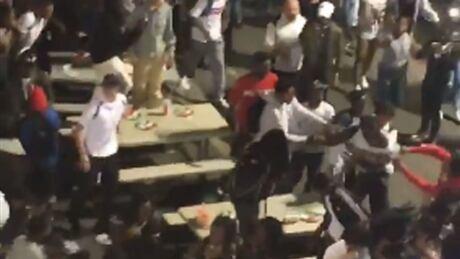 Toronto CNE brawl