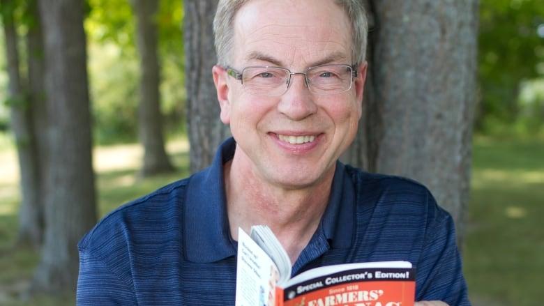 Peter Geiger Canadian Farmers' Almanac