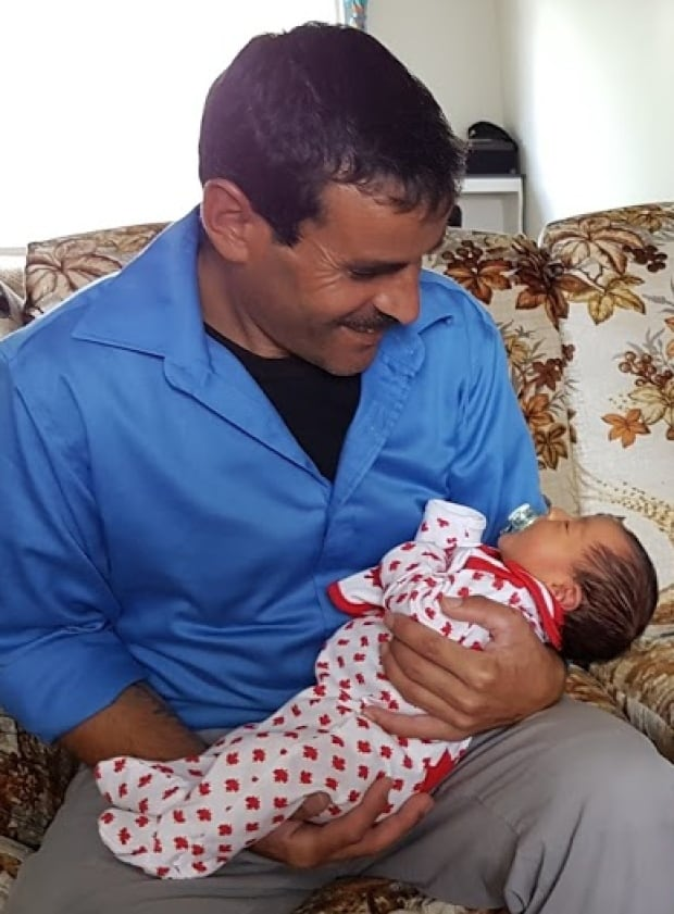 Khalid and Ahmed