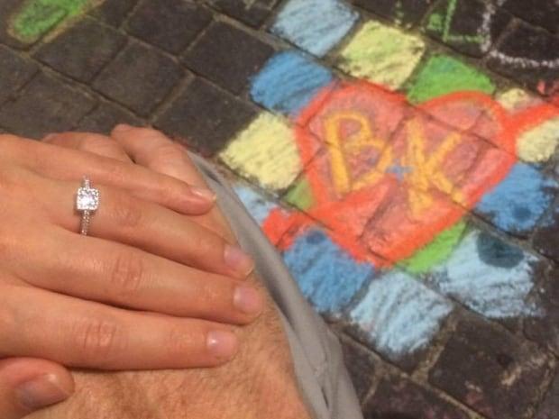 Engagement photo for Brett Ryan
