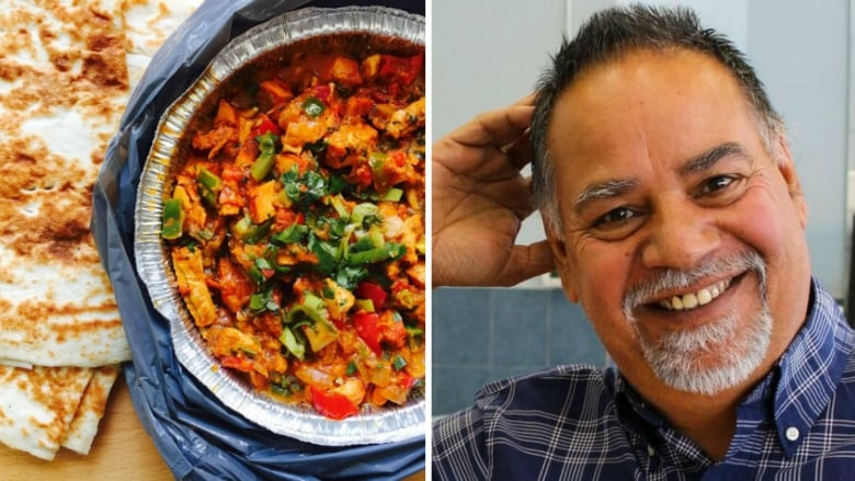 Baldev Gill Was A Truck Driver Before Friends Took Notice Of His Cooking Skills And Encouraged Him To Start His Own Business Now He Owns Apna Desi