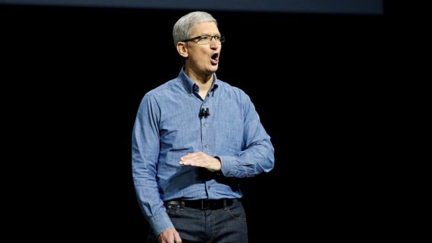 "'No one did anything wrong here and we need to stand together. Ireland is being picked on and this is unacceptable,"" an Irish newspaper quotes Apple CEO Tim Cook saying. 'It's total political crap.'"