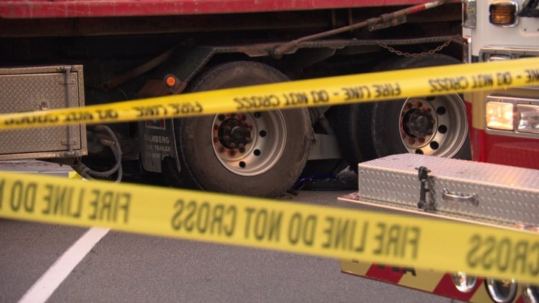 6a43f0f36e A Tomlinson heavy truck struck and killed 23-year-old Nusrat Jahan as she  was cycling along Laurier Avenue West the morning of Sept. 1.