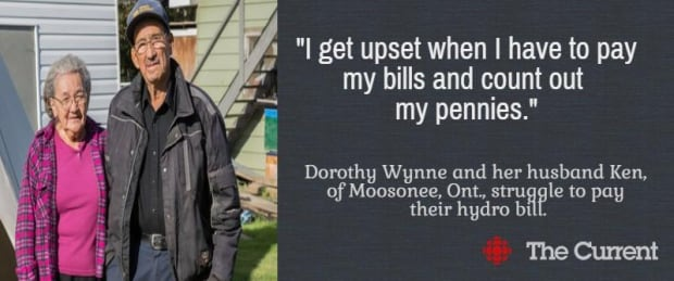 hydro bill quoteboard