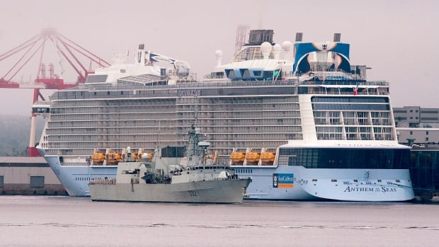 Cruise Ship With Troubled Past Arrives In Saint John New - Cruise ships saint john nb