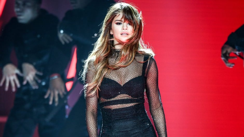 Selena Gomez performs at the Staples Center on Friday, July 8, 2016, in Los Angeles.