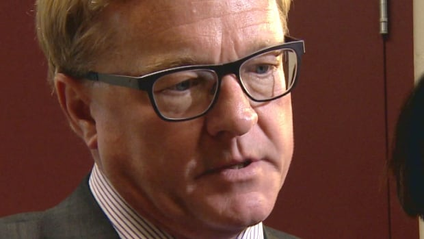 Education Minister David Eggen said the government is looking to rein in superintendent salaries.