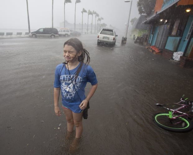 APTOPIX Tropical Weather Hermine Florida