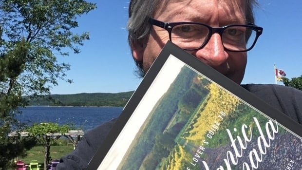 Co-authored by Craig Pinhey (pictured) and Moira Peters with photographs by Jessica Emin, The Wine Lover's Guide to Atlantic Canada is published by Nimbus.