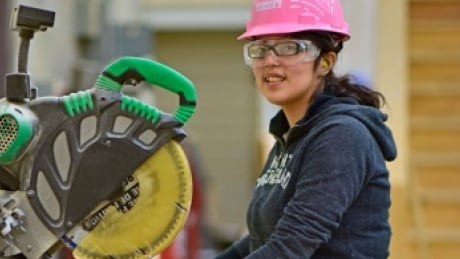 Women in Trades Program at Canadore College