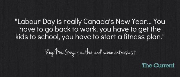 Roy MacGregor Quoteboard