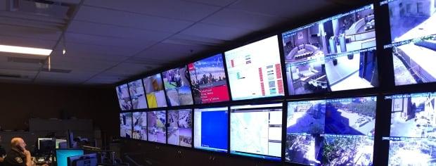 Monitoring screens