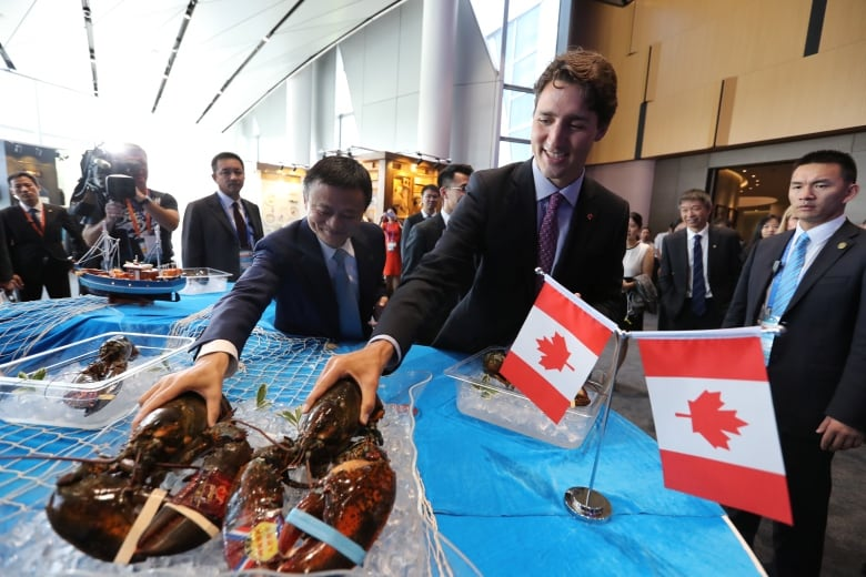 Speaking ahead of G20, Justin Trudeau urges leaders to fight protectionism