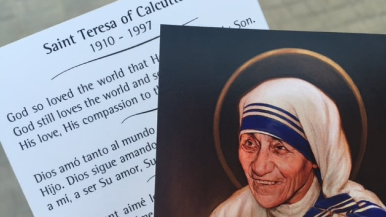 Mother Teresa Declared A Saint Hero To Millions Still Eager To
