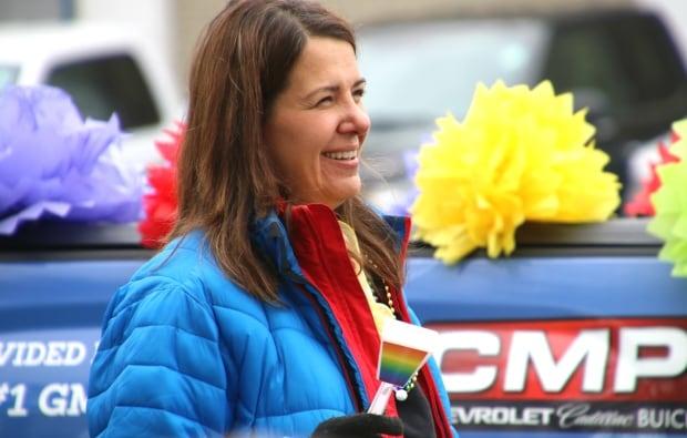 Calgary Pride Danielle Smith